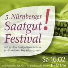 5. Nürnberger Saatgutfestival