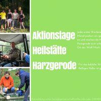 Aktionstage Heilstätte Harzgerode