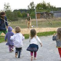 Sieben Linden Info-Wochenende mit Kinderbetreuung